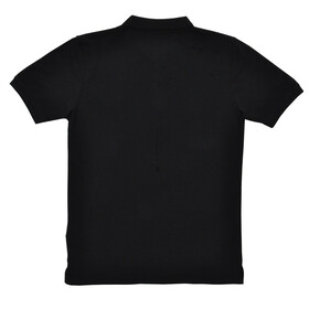 Brick Lane Bikes London Small Badge Polo Shirt Men Black